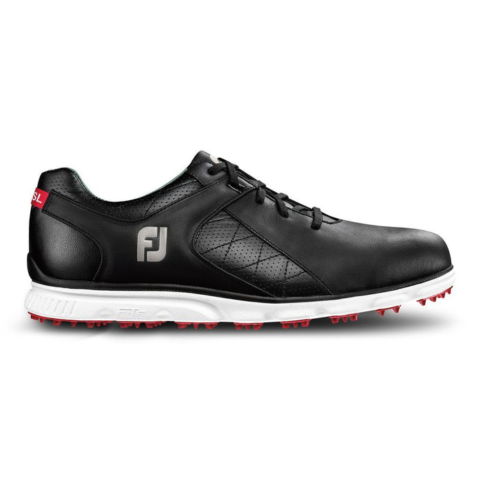FootJoy Pro SL Black Golf Shoes - HowardsGolf