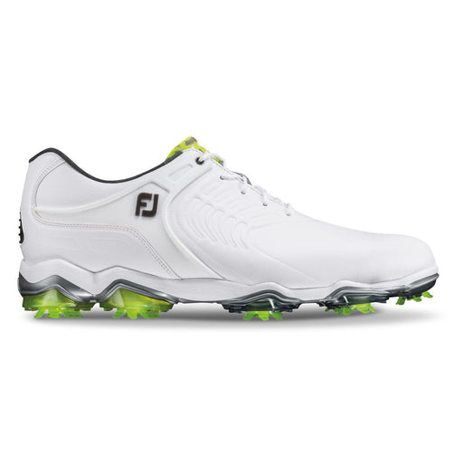 FootJoy Tour S White Golf Shoes - HowardsGolf