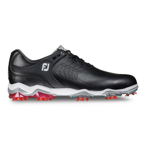 FootJoy Tour S Black Golf Shoes - HowardsGolf