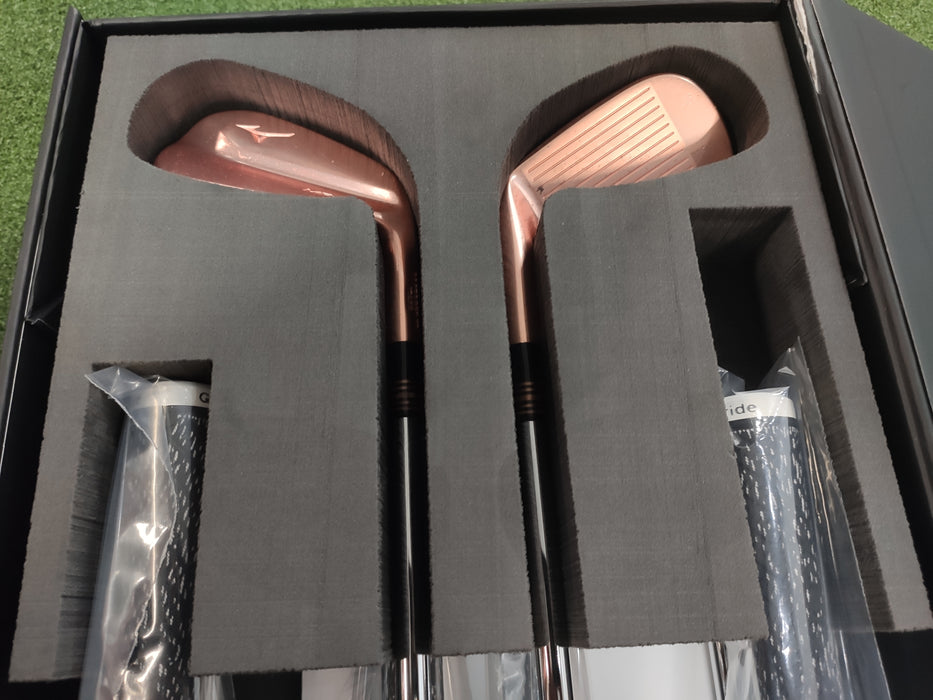Mizuno Golf MP-20 Muscle Back Copper Iron Set 3-PW #204 - HowardsGolf
