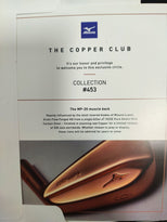 Mizuno Golf MP-20 Muscle Back Copper Iron Set 3-PW #453 - HowardsGolf