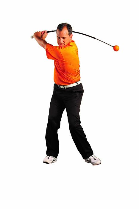 Orange Whip Mid-Size Golf Swing Trainer - HowardsGolf