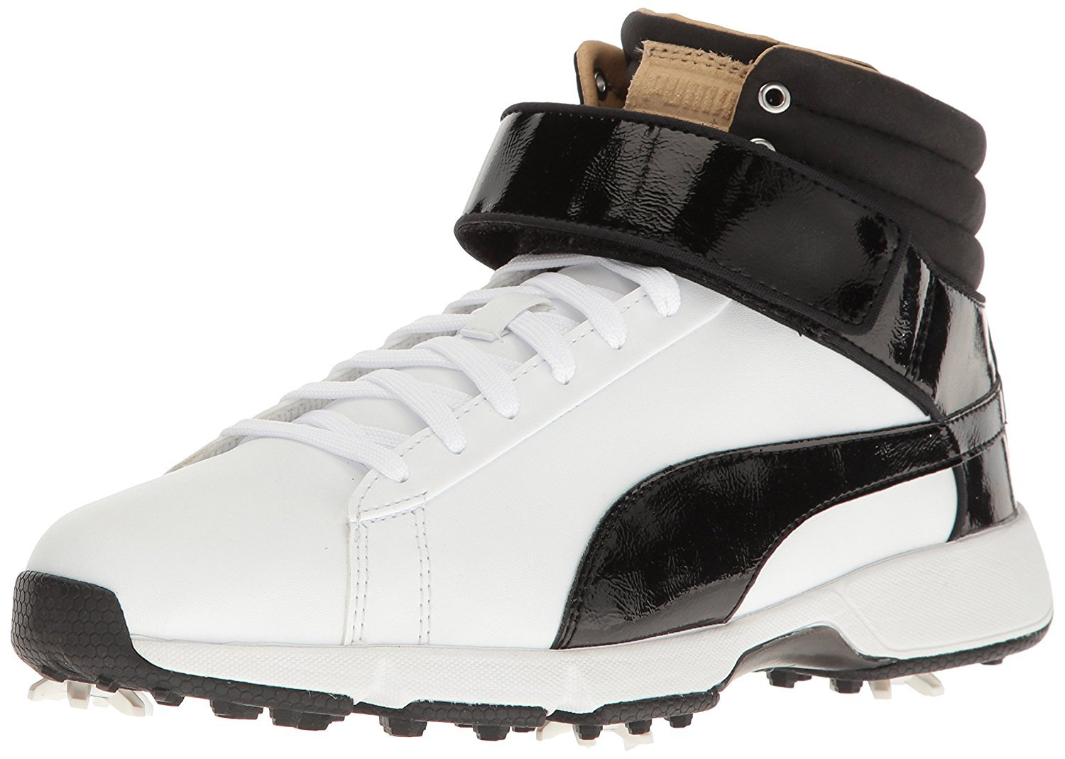 ad32213cec3 Puma Golf Kids  Titantour Hi-Top SE Jr. Golf Shoe — HowardsGolf