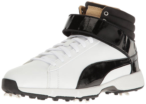 Puma Golf Kids' Titantour Hi-Top SE Jr. Golf Shoe