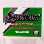 Srixon Soft Feel Golf Balls - HowardsGolf
