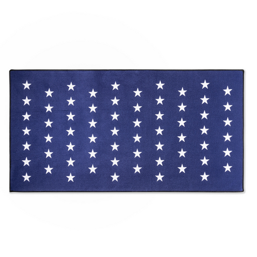 Titleist Stars And Stripes Golf Towel TA9MFTWLSS-14