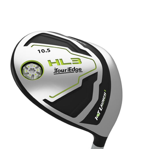 Tour Edge Hot Launch3 Driver - HowardsGolf