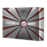 Callaway Chrome Soft X Golf Balls - HowardsGolf