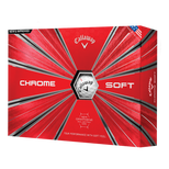 Callaway Chrome Soft Golf Balls - HowardsGolf
