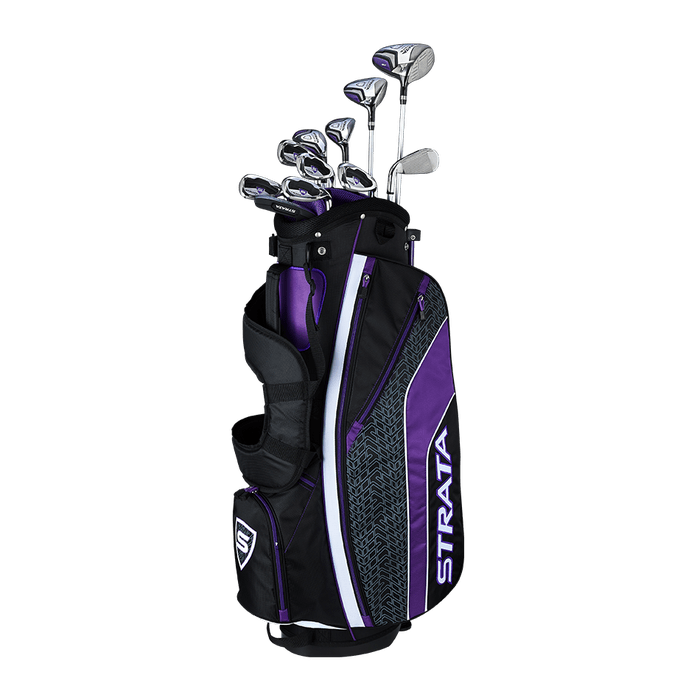 Callaway Golf Women's Strata Ultimate '19 16 Piece Complete Set - HowardsGolf