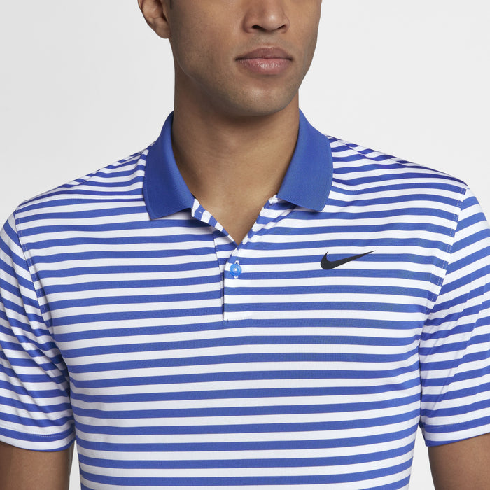 Nike Victory Stripe 891239 Game Royal/White/Black - HowardsGolf