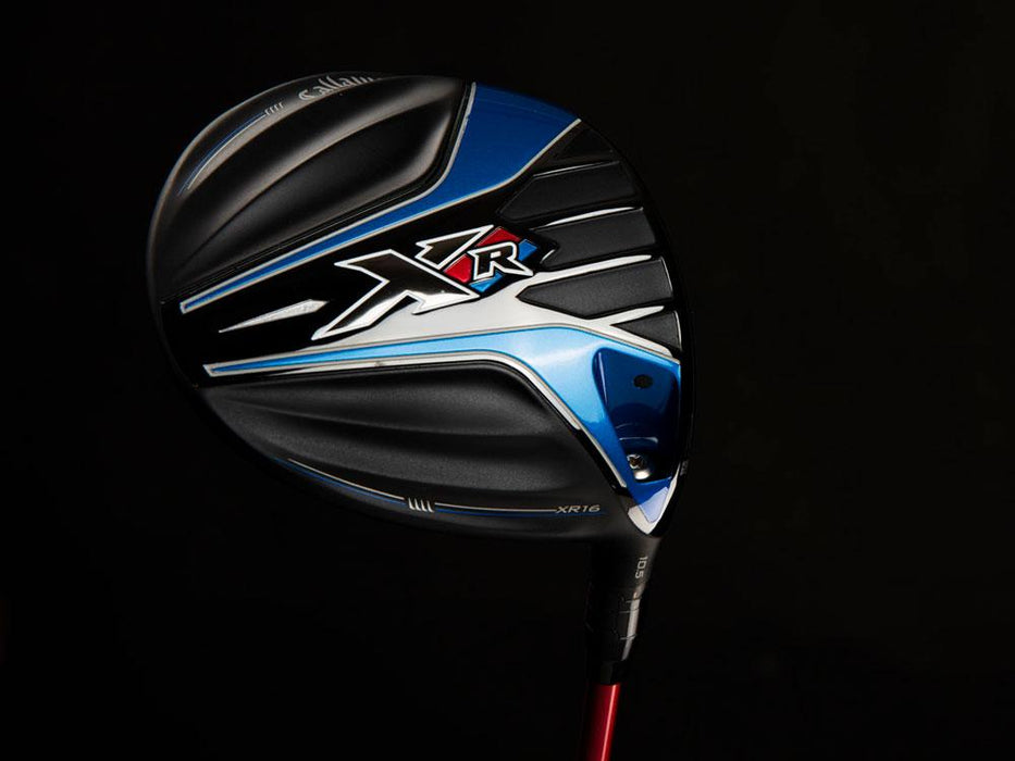 Callaway XR 16 Driver Men's - 9.0 Degree - Fujikura Speeder 565 - Stiff Flex