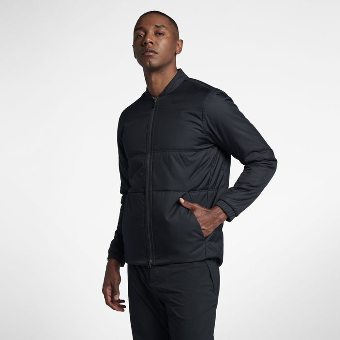 Nike Synthetic Fill Core Jacket 932309 Black - HowardsGolf