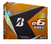 Bridestone E6 Soft Golf Balls