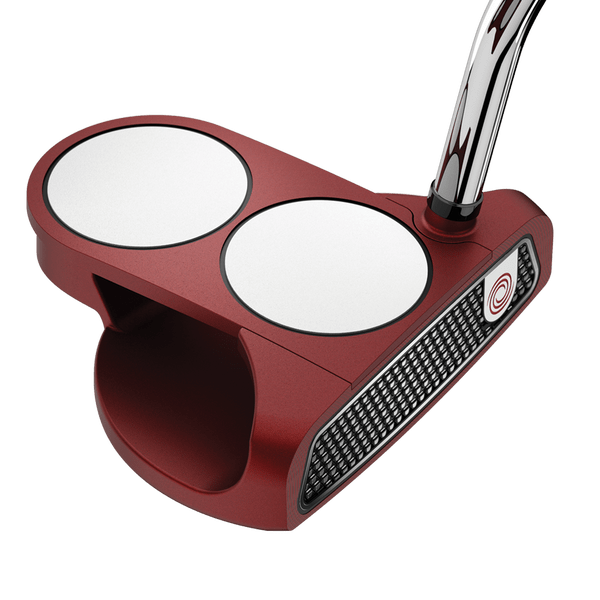 Odyssey Putters 17 O-Works Red 2 Ball - HowardsGolf