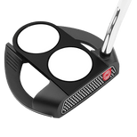 Odyssey Putters 17 O-Works Black 2 Ball Fang - HowardsGolf