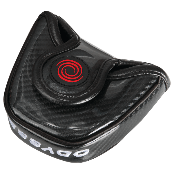 Odyssey Putters 17 O-Works Red Jailbird Mini S - HowardsGolf