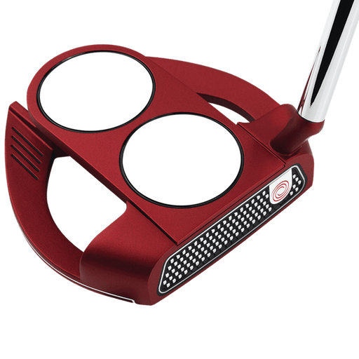 Odyssey Putters 17 O-Works Red 2 Ball Fang S - HowardsGolf