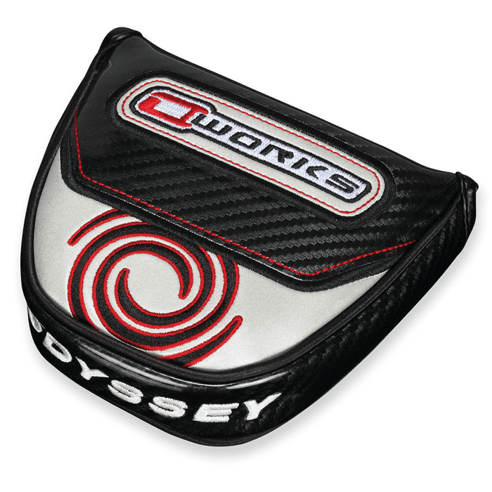 Odyssey Putters 17 O-Works Red 2 Ball Fang - HowardsGolf