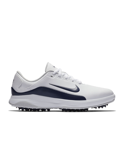 Nike Vapor White/Navy Golf Shoes - HowardsGolf