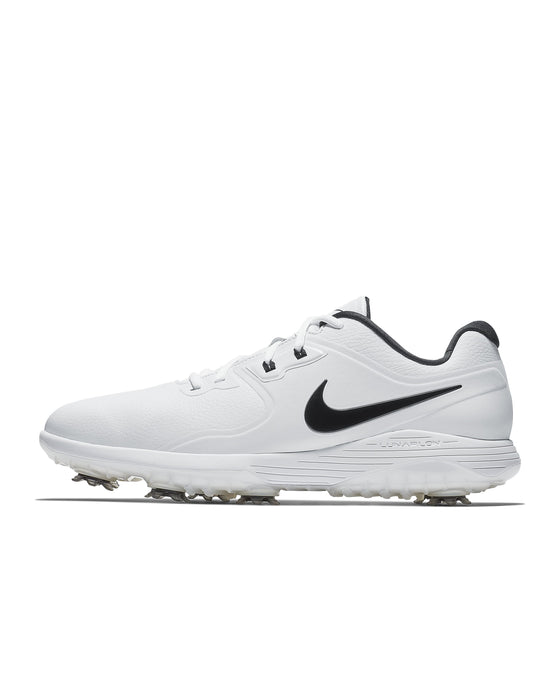 Nike Vapor Pro White/Black Golf Shoes - HowardsGolf