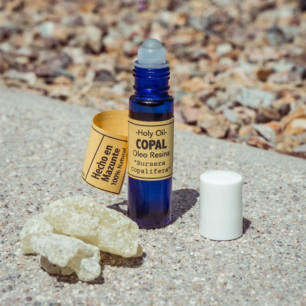 COPAL HOLY OIL ROLLER - DIRT