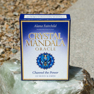 CRYSTAL MANDALA ORACLE by ALANA FAIRCHILD - DIRT