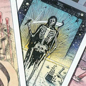 COSMIC TAROT Deck - DIRT