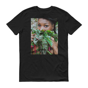 dirt shop tee alanrules be healthy yeah chard eat free the nipple black