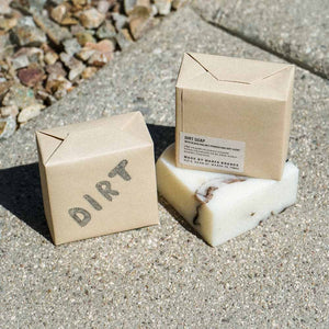 dirt soap marfa brands clean fresh earth garden smell