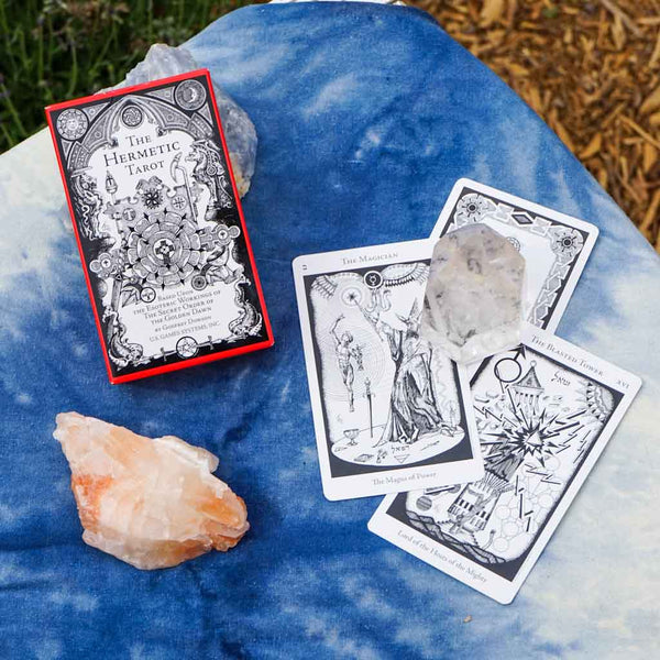 HERMETIC TAROT - DIRT