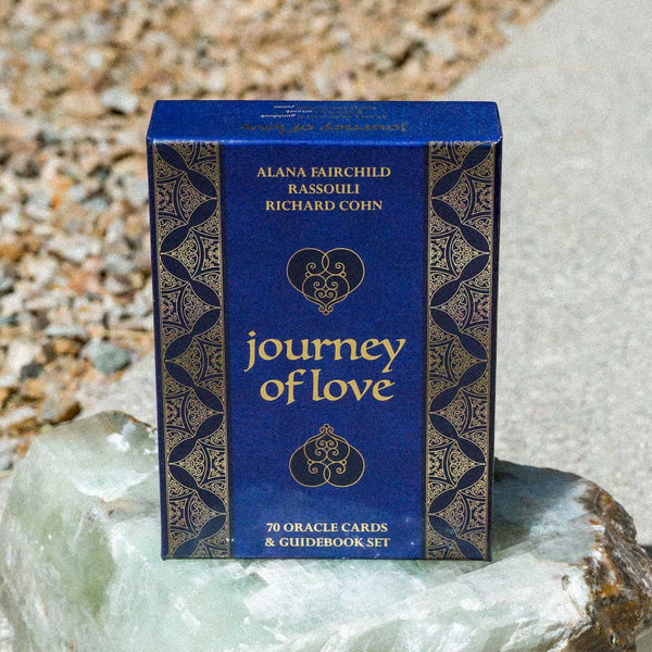 JOURNEY OF LOVE by ALANA FAIRCHILD - DIRT