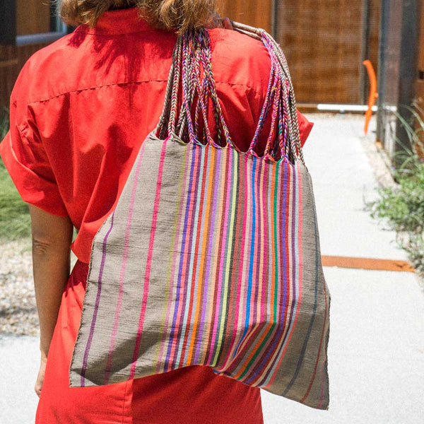 MEXICAN RAINBOW BAGS - DIRT