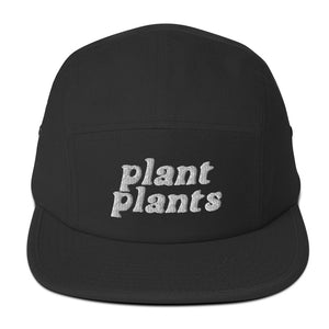 PLANT PLANTS Hat with White Embroidery - DIRT