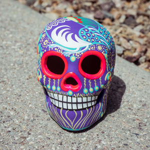 CERAMIC CALAVERA (Sugar Skull) - DIRT