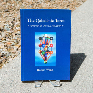 The Qabalistic Tarot by Robert Wang - DIRT