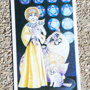 TAROT OF THE CAT PEOPLE - DIRT