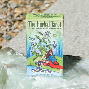 THE HERBAL TAROT DECK - DIRT
