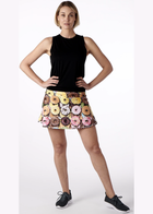 Donuts! Tennis Skirt