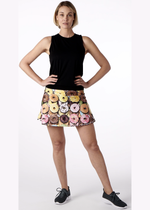 Load image into Gallery viewer, Donuts! Tennis Skirt