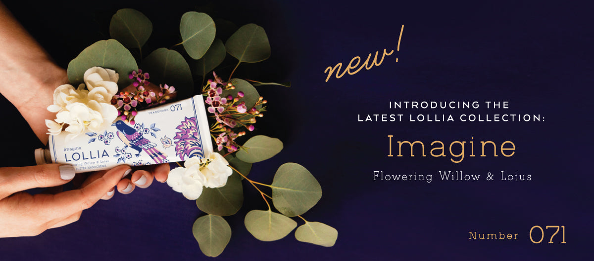 New. Lollia Imagine fragrance