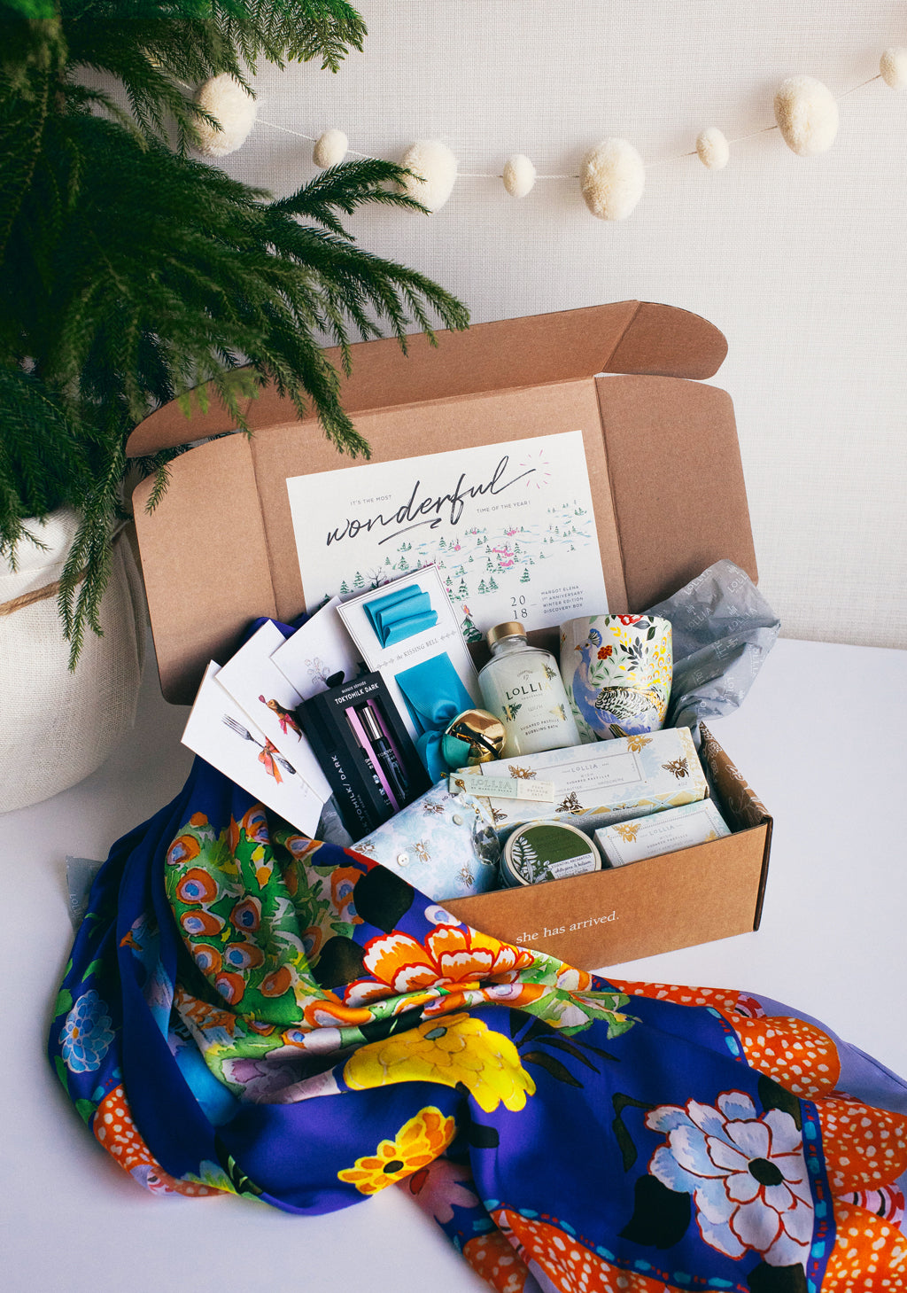 open subscription box