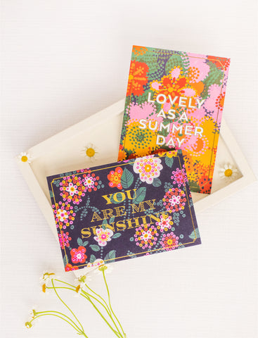 Exclusive Summer Greetings Postcards