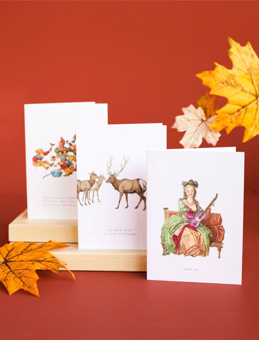 Signature Stationery Greeting Cards
