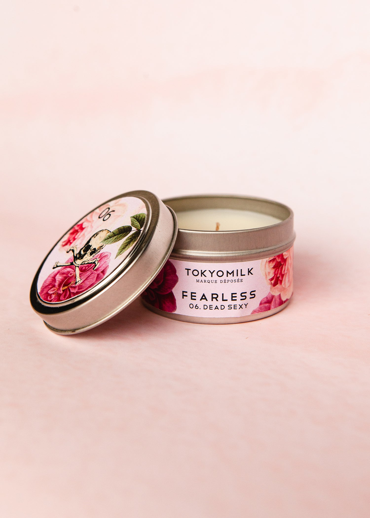 Dead Sexy Travel Candle | Fearless