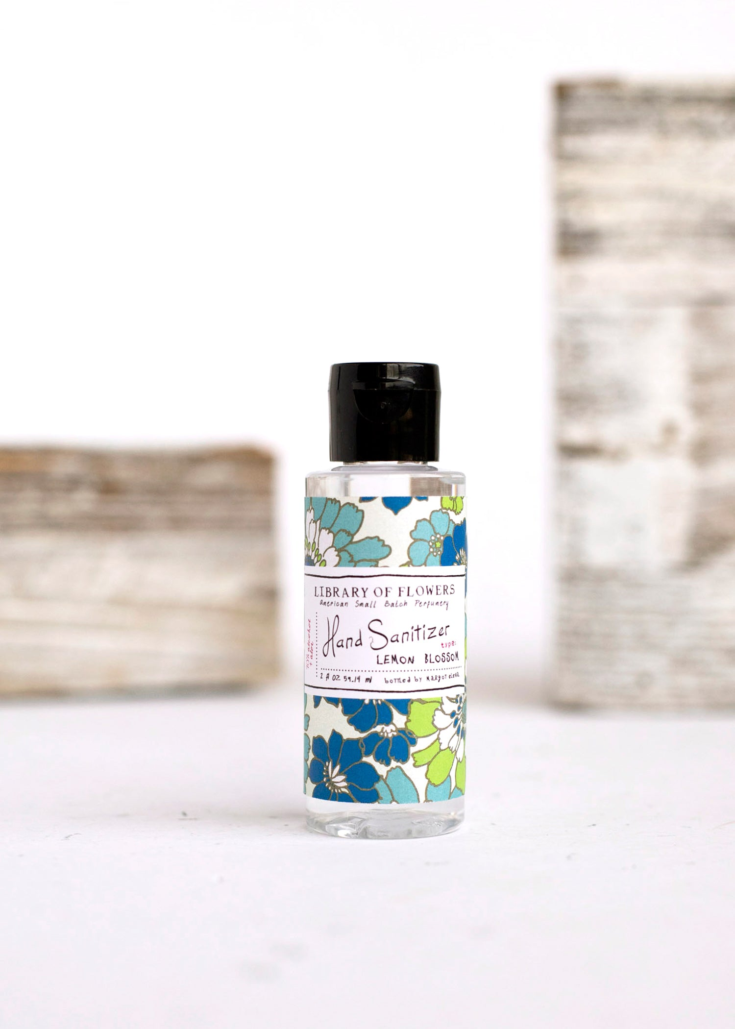 Lemon Blossom Hand Sanitizer Gel - 2 oz