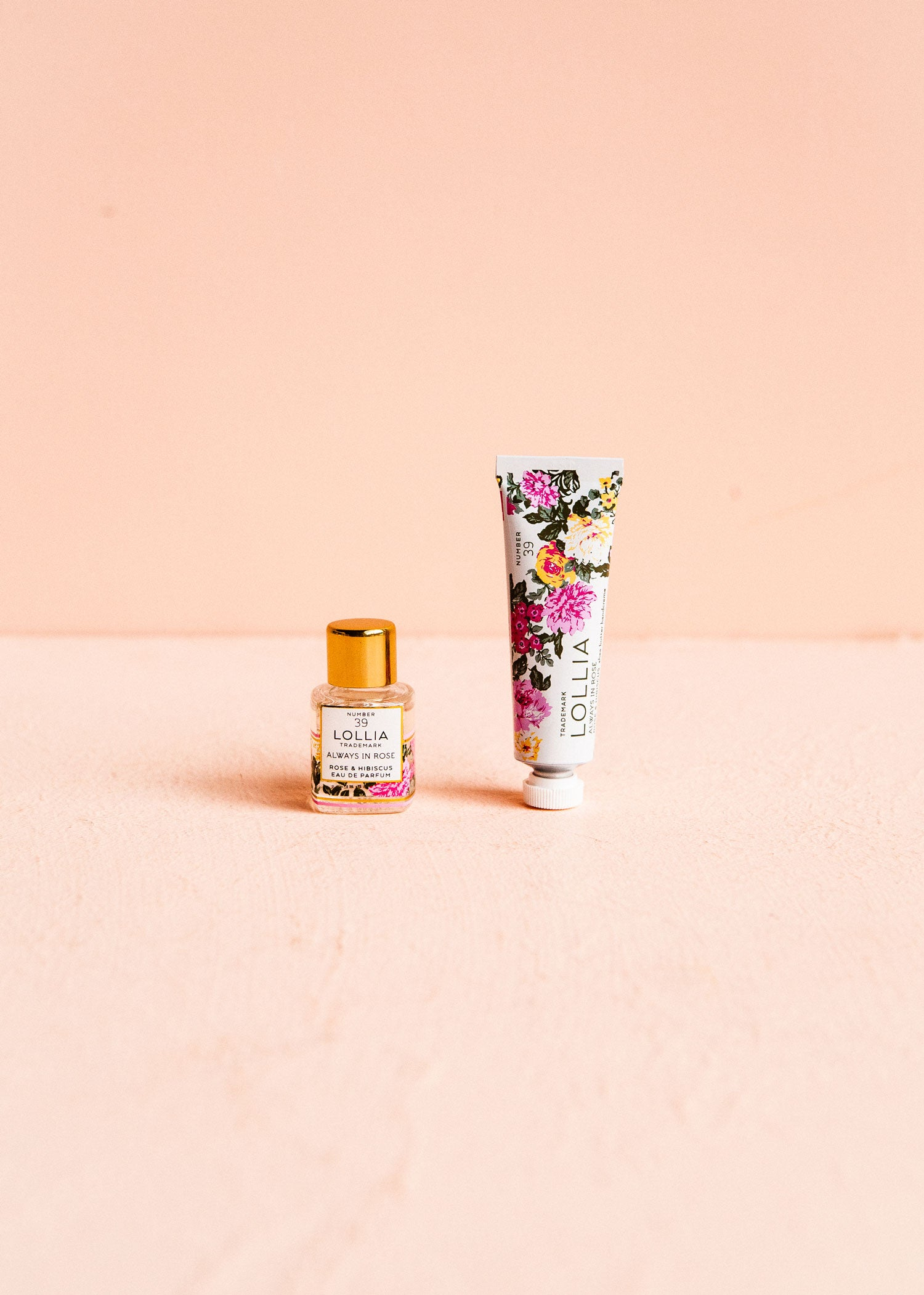 Always in Rose Petite Handcreme & Little Perfume Duo