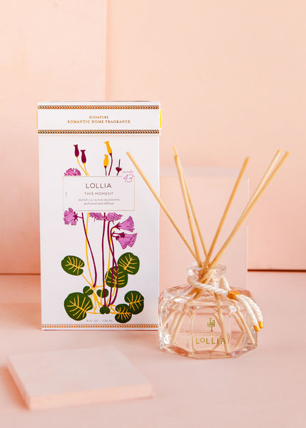 This Moment Perfumed Reed Diffuser