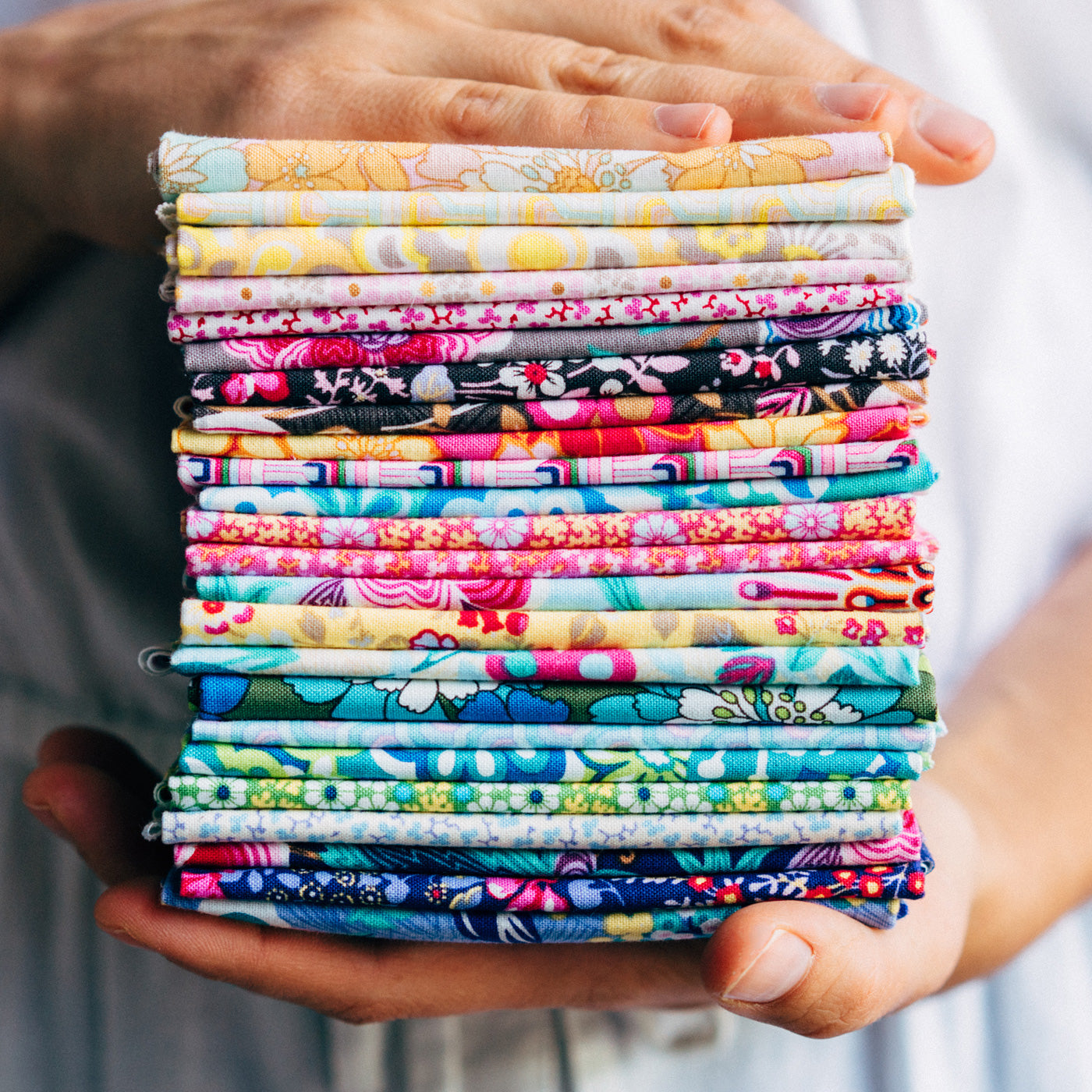 Stories and Songbirds Fabric | Fat Quarter Bundle