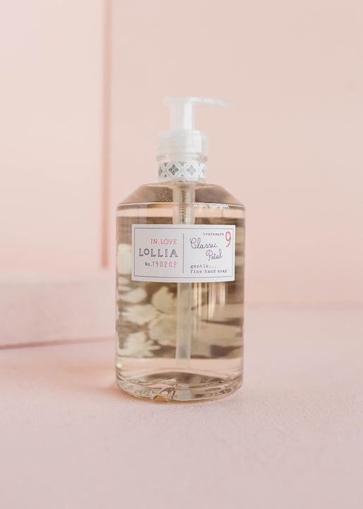 NEW! In Love Fine Hand Soap